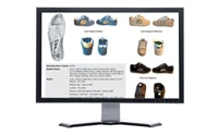 Base de données chaussures Sicar6