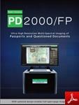 Brochure du PD2000