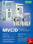 Brochure des cabines MVC/D