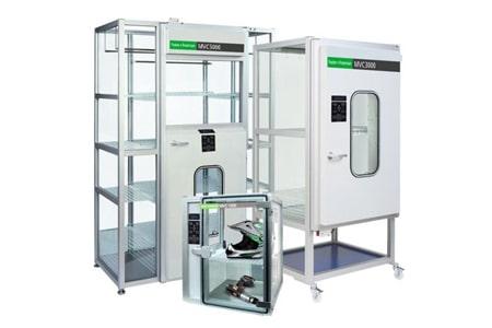 Cabines de fumigation MVC/D