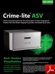 Brochure Crime-lite ASV