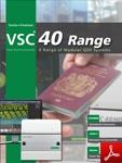 Brochure du VSC40 HD